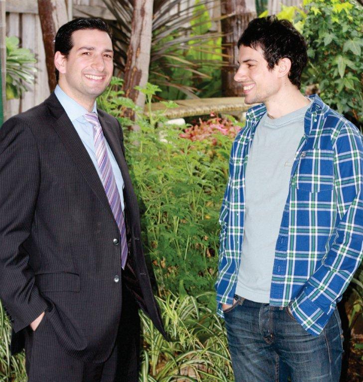 Photo 1 - Rick & David